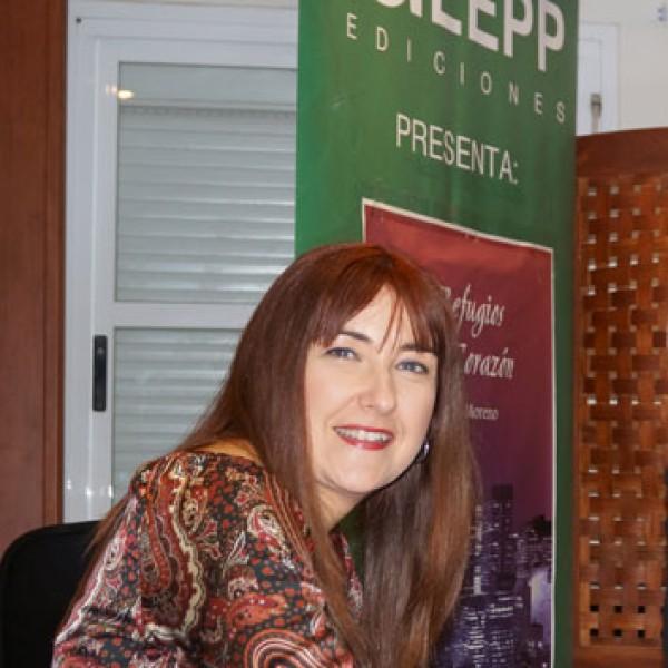 Foto del autor/a María Moreno