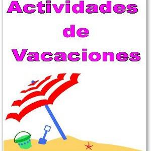 Actividades en vacaciones para niños