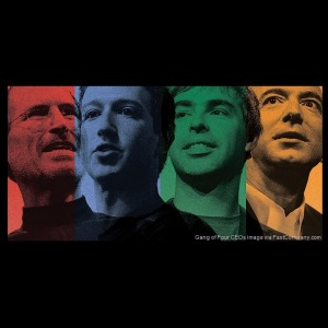 10 lecciones de los cuatro grandes empresarios americanos para tener éxito con tu empresa