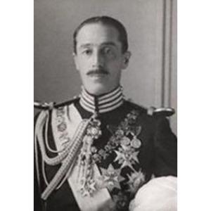 duque de Alba de joven