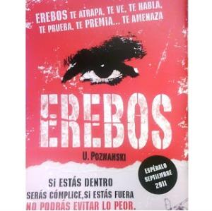 Otros títulos de la autora: Erebos