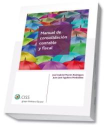 Manual de consolidación contable y fiscal por José Gabriel Martin Rodríguez y Juan José Aguilera Medialdea