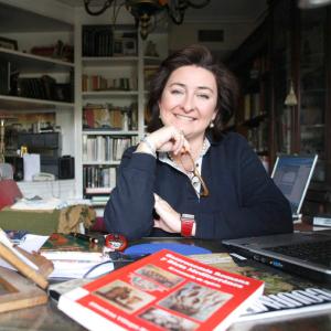 Foto del autor/a Almudena Villegas Becerril