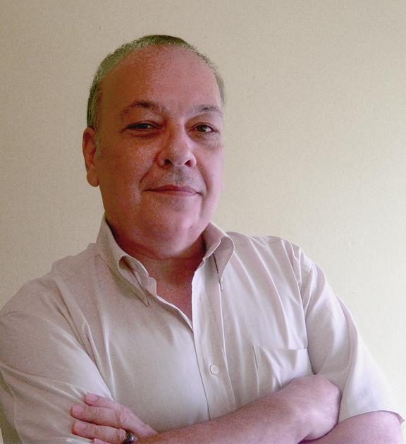 Foto del autor/a Marcos R. González G.