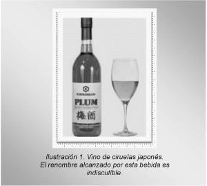 El vino de ciruelas japonés es un producto de reconocimiento mundial