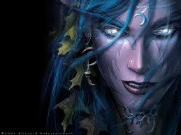 oscuridad, bosque, hechicera, magia