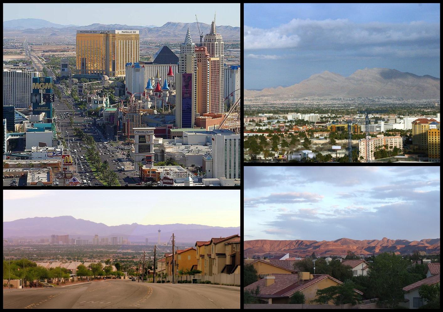 Solamente Peter, en Las Vegas Peter es detenido por robo