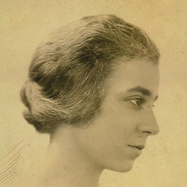 Angéline Milliez (cortesía de Brigitte Mill