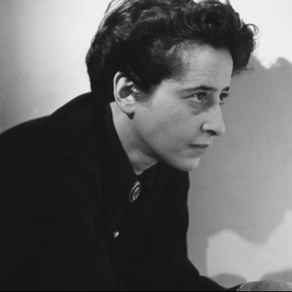El amor de dos grandes filósofos del siglo XX: Hannah Arendt y Martin Heidegger
