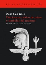 Diccionario crítico de mitos y símbolos del nazismo, imagen de portada