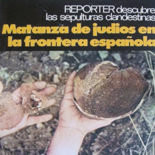 Portada del artículo de Eliseo Bayo sobre matanzas en los Pirineos andorranos, que provocó enorme conmoción en el Principado al publicarse en 1977.