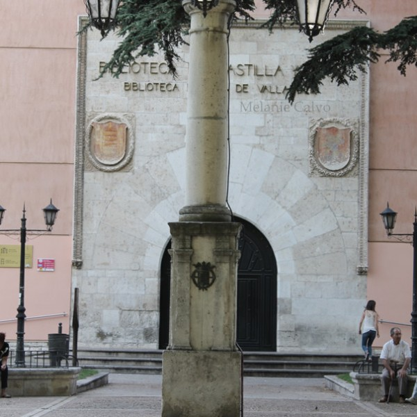 Biblioteca, Valladolid