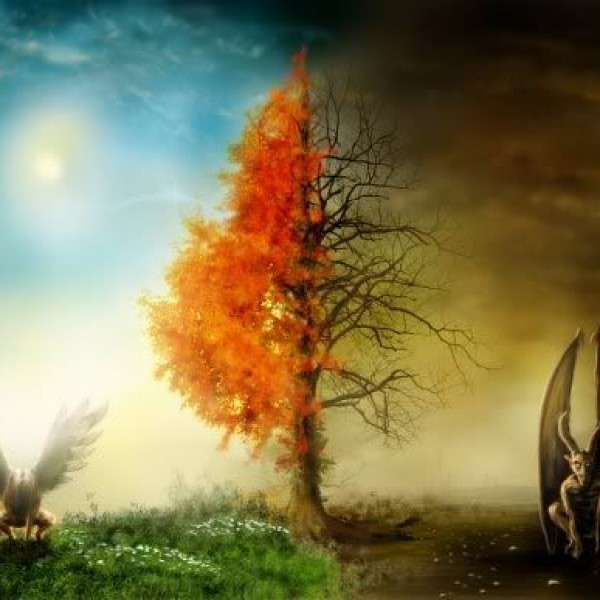 El Bien y el Mal, una lucha constante en el universo humano