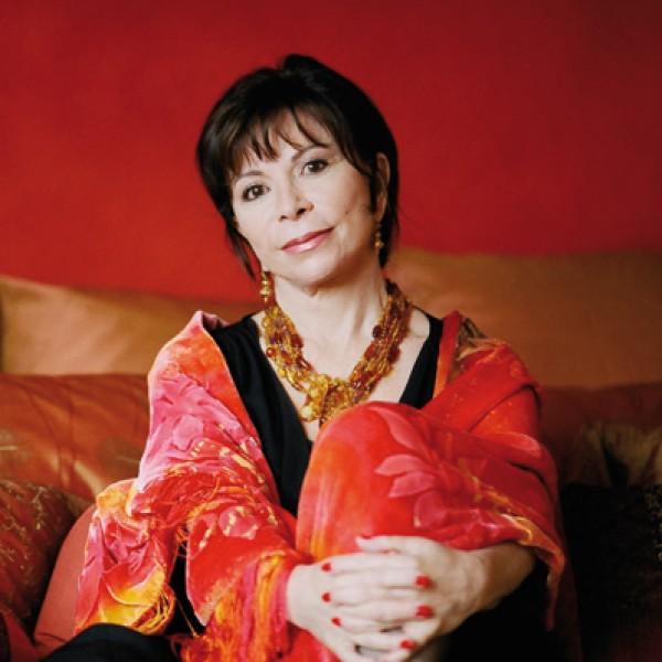 Foto del autor/a Isabel Allende