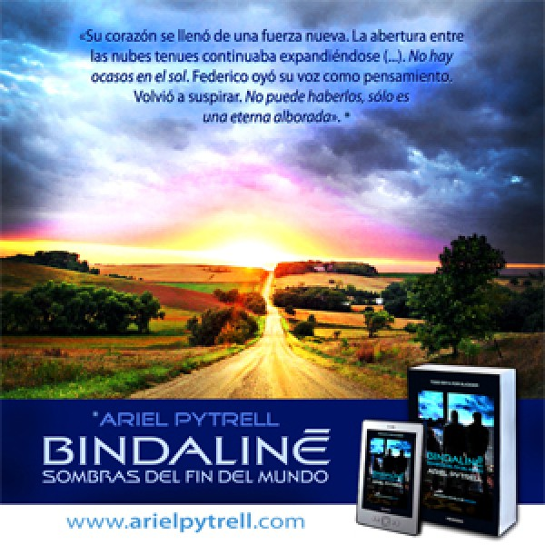Bindaline. Sombras del fin del mundo-Un fragmento