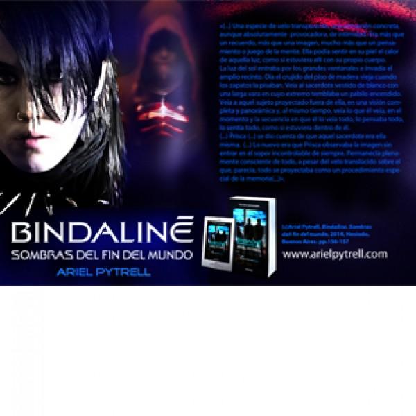 Bindaline Sombras del fin del mundo-Fragmento de Prisca