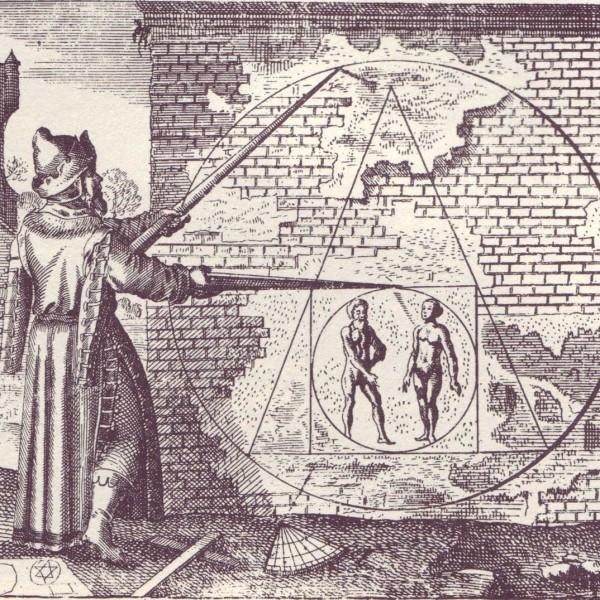 Emblema XXI Atalanta Fugiens Maier