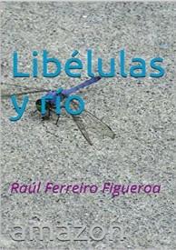 Libélulas y río por Raúl Ferreiro Figueroa