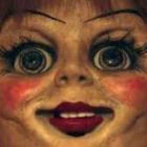 Muñeca de la película Annabelle