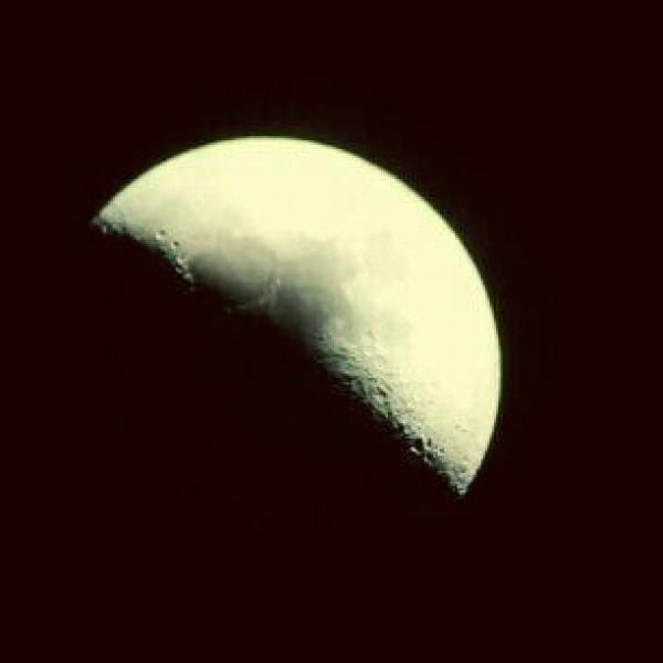 Imagen de una luna