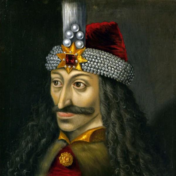 Vlad III, de nombre Vlad Drácula, más conocido como Vlad Tepes (Empalador).