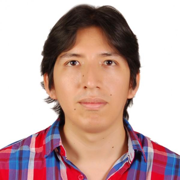 Foto del autor/a Luis Enrique Rimari Barrientos