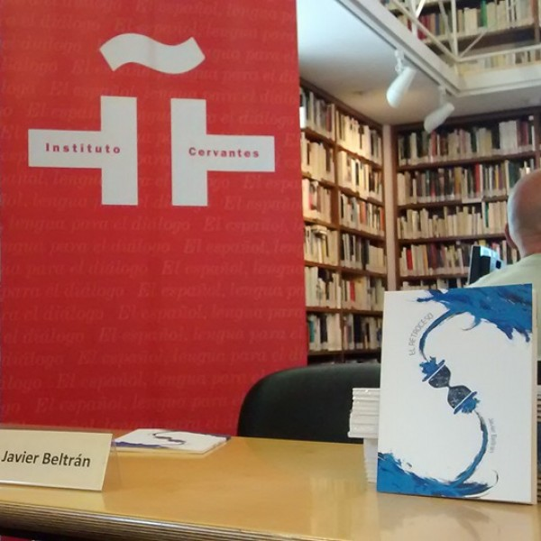 Presentación del Libro en el Instituto Cervantes de Múnich para celebrar el Día del Libro 2015