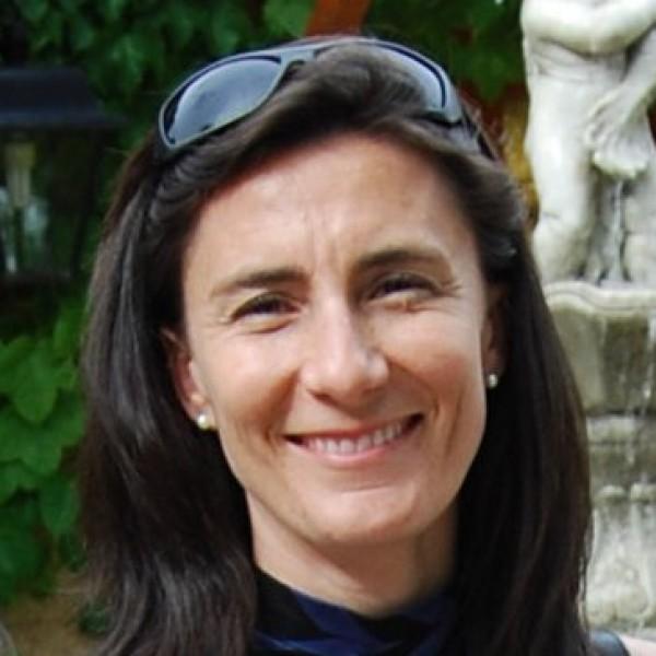 Foto del autor/a Gemma García Veiga