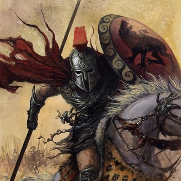 Salonius traza una estrategia desde el norte de África para extender sus dominios y afianzar el Imperio Neorromano.