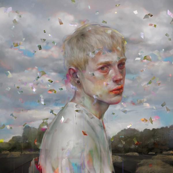 La belleza afligida de Hi: 18, retratos de una juventud frágil.  El enigmático YDK Morimoe explora la emocionalidad más taciturna de la etapa adolescente en una serie de pinturas digitales marcadas por la introversión.