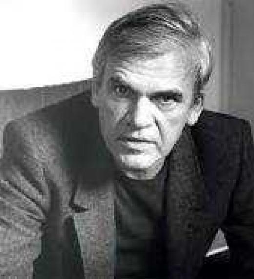 Foto del autor/a Milan Kundera