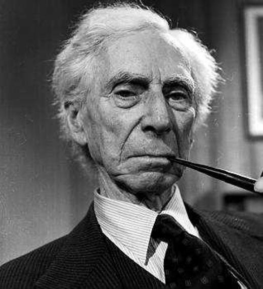 Foto del autor/a Bertrand Russell