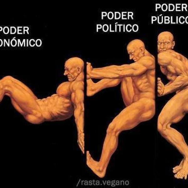 Lucha de poderes. Dinero y poder versus genio individual