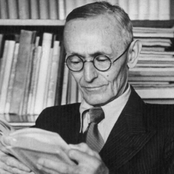 Hermann Hesse, German author