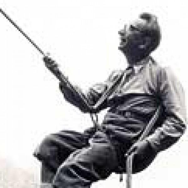 Austrian author, climber, psychiatrist