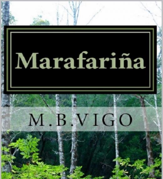 Portada de la primera edición de Marafariña