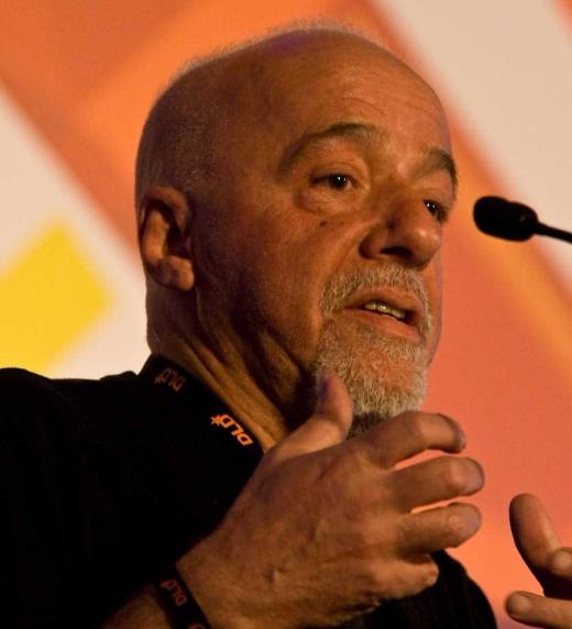 Foto del autor/a Paulo Coelho