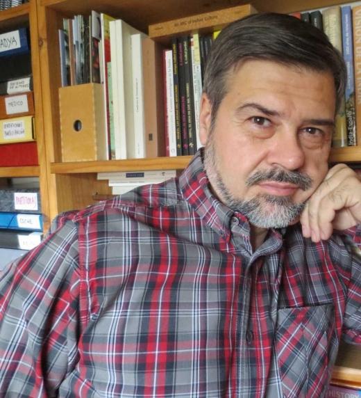 Foto del autor/a Enrique Gallud Jardiel