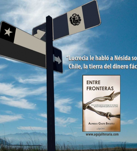 Extracto novela Entre Fronteras