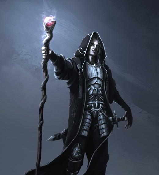 Wegenald, el antagonista de Leyendas de Erodhar 01 - La Vara de Argoroth