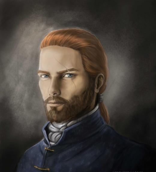 Varian Nomenglaus, príncipe de Aldaeron, heredero al trono del Reino Unido de Aldaeron.