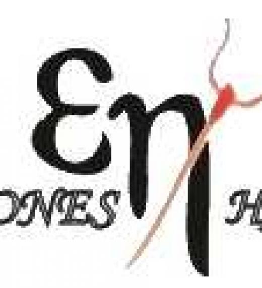 Logo de la editorial Ediciones Hades que publica y distribuye la novela.