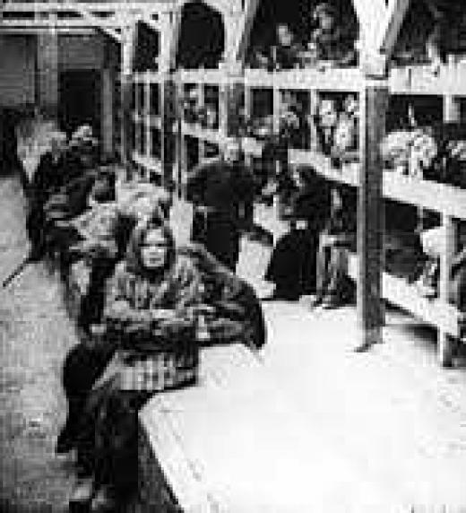 concentration camp Auschwitz