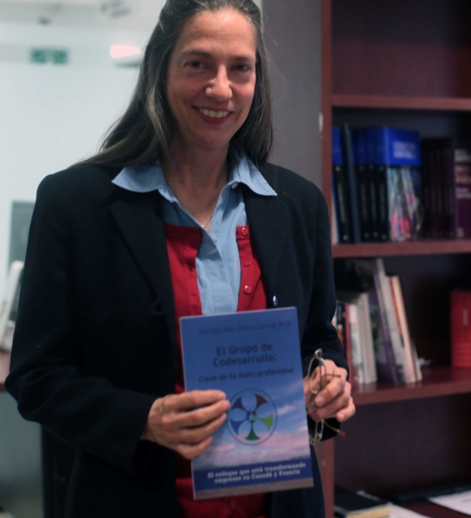 La Universidad Autonoma Metropolitana publicó la entrevista a la autora