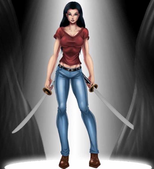 Melissa y su lucha contra el destino y el futuro