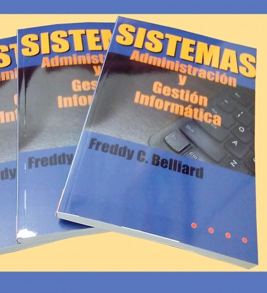 Imagen del libro impreso Sistemas Administración y Gestión Informática