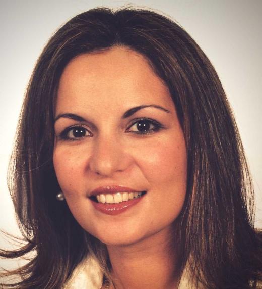 Ibiza Melián, autora del ensayo novelado La Hermandad de Doña Blanca