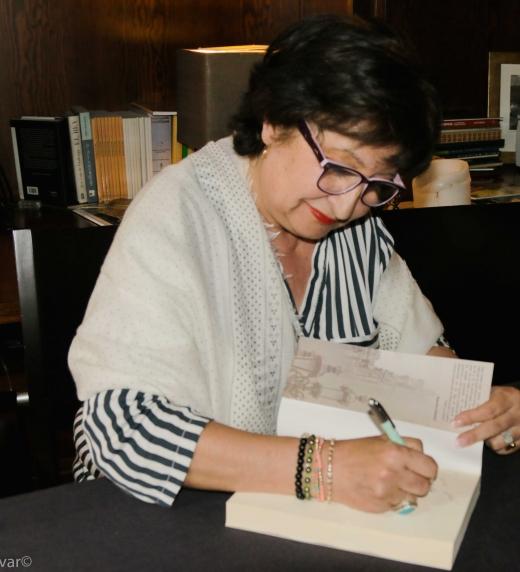 Foto del autor/a Soledad Palao