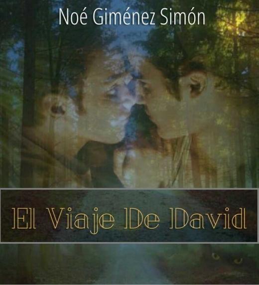 """Imagen-banner para publicitar mi e-book """"El viaje de David"""""""