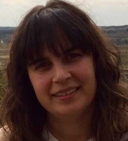 E. M. Cubas autora de La travesía del Escriba Génesis